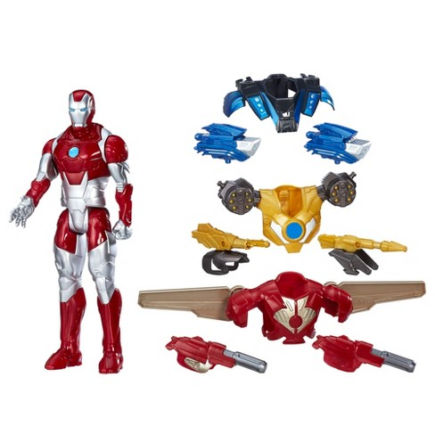 Marvel Titan Hero Series Iron Man Combat Pack - image 1 of 5