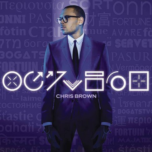 Chris Brown - Fortune (Deluxe Edition) [Explicit Lyrics] (CD) - image 1 of 1
