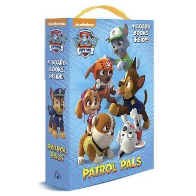 PAW Patrol Pals Friendship Box (Board Book) - by Random House