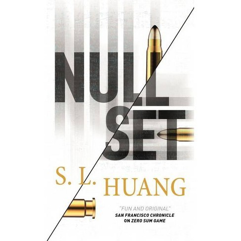 Null Set - (Cas Russell) by  S L Huang (Paperback) - image 1 of 1