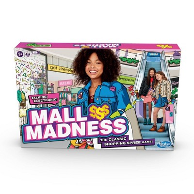 Mall Madness Game