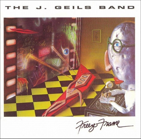 J. band geils - Freeze frame (CD) - image 1 of 1