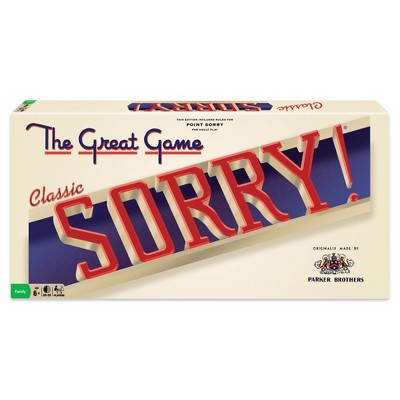 Winning Moves Classic Sorry Game