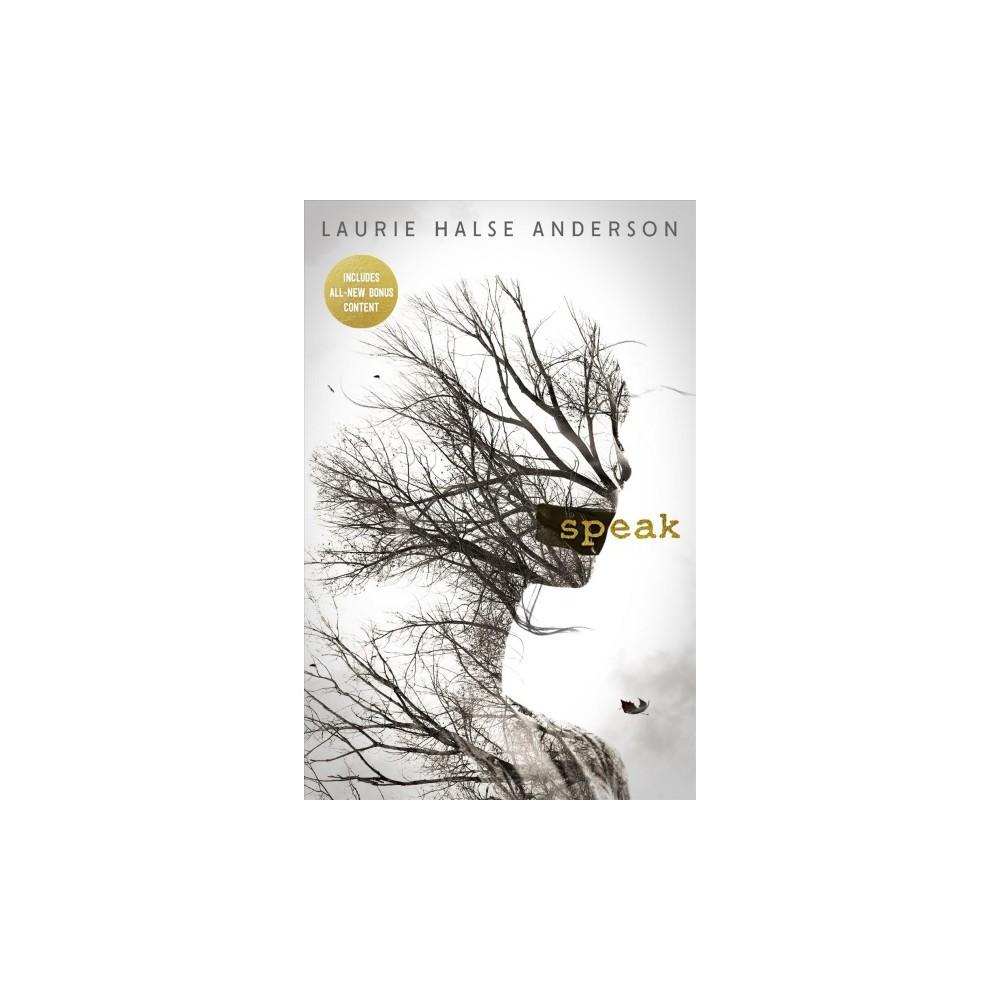 Speak - by Laurie Halse Anderson (Paperback)