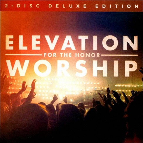 Elevation worship - For the honor (CD) - image 1 of 2