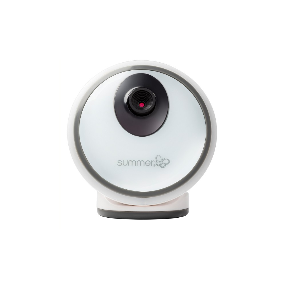 Image of Summer Infant Glimpse Extra Video Camera, White