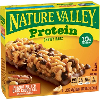 Granola & Protein Bars: Nature Valley Protein