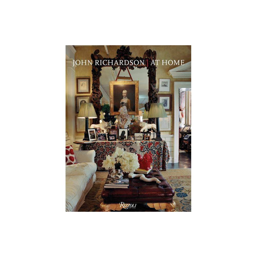 John Richardson: At Home - (Hardcover) Famed Picasso biographer and art historian Sir John Richardson opens the doors of residences from his life, revealing an autobiographical sketch through handsomely decorated rooms filled with art, antiques, and intriguing mementoes, each with a special story. John Richardson's Bohemian Aristocrat interiors are, and have been throughout his life, filled with fine English and American antiques; interesting textiles; works of art by friends, legendary artists Pablo Picasso, Georges Braque, Lucian Freud, Andy Warhol, and Robert Mapplethorpe; vivid color combinations; and objects that prompt stories from a well-lived life. From London and the stately buildings of Stowe School, in the idyllic Buckinghamshire countryside, to the south of France, New York City, and the Connecticut countryside, Richardson shares the story of his life through places, objects, and people--a form of autobiography, gloriously illustrated, entertainingly told. In stories about his residences in the south of France (at the Ch�teau de Castille with celebrated art historian and collector Douglas Cooper), London (a set of rooms at the famed Albany apartment house), and the United States (glamorous New York City apartments and a country retreat in Connecticut), Richardson reveals his life through a m�lange of interesting places, mementoes, works of art, furnishings that prompt stories, and an endlessly fascinating assortment of friends and acquaintances--Fernand L�ger, Lady Diana Cooper, Fran Lebowitz, and Oscar and Annette de la Renta, to name a few. Essential reading for those interested in twentieth-century art and social history, grandly livable interiors, and the good life.
