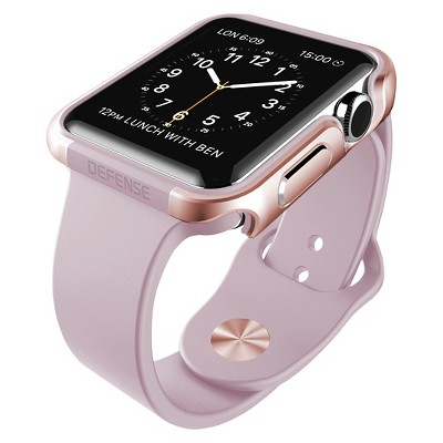 X-Doria Defense Edge for Apple Watch 38mm - Rose Gold
