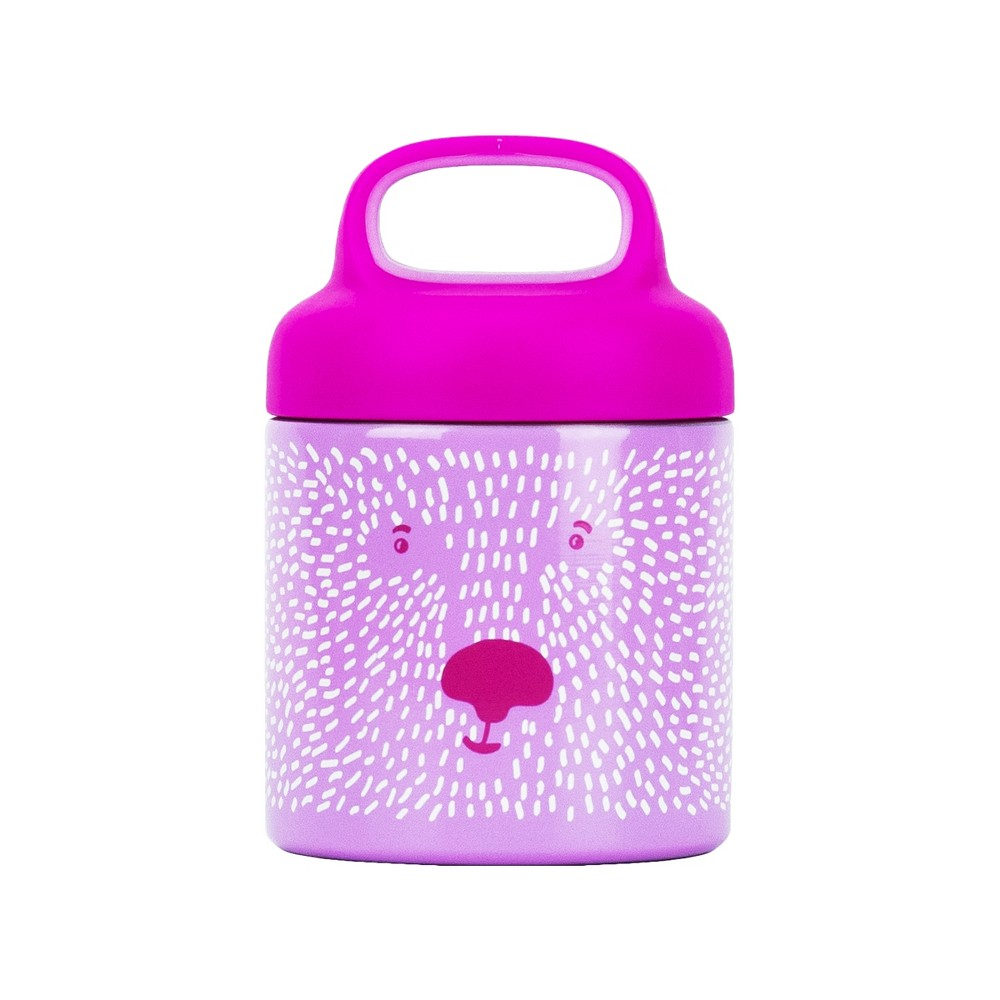 Image of Reduce 10oz Stainless Steel Critter Food Jar Pink