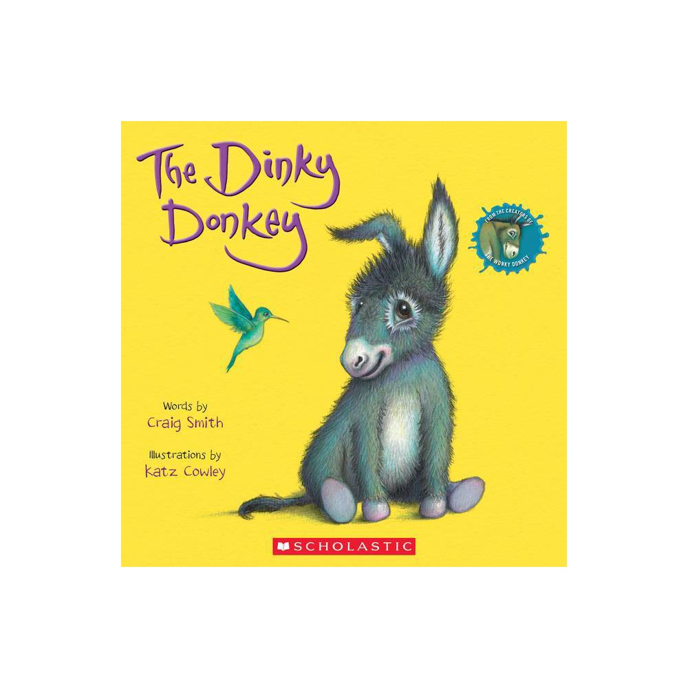 The Dinky Donkey By Craig Smith Paperback