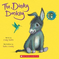 The Dinky Donkey - by Craig Smith (Paperback)