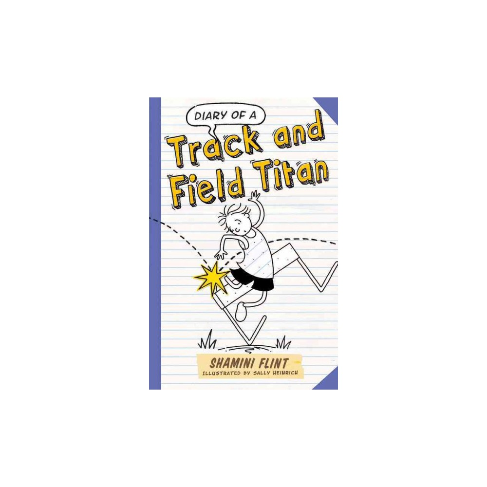 Diary of a Track and Field Titan (Paperback)