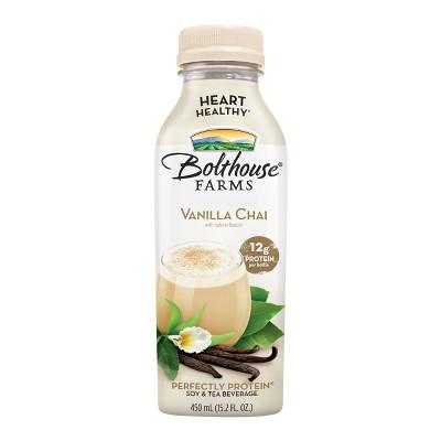 Bolthouse Farms Perfectly Protein Vanilla Chai Tea - 15.2oz