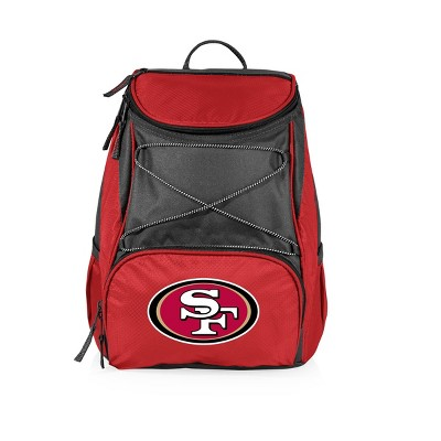 NFL PTX Backpack Cooler by Picnic Time Red - 11.09qt