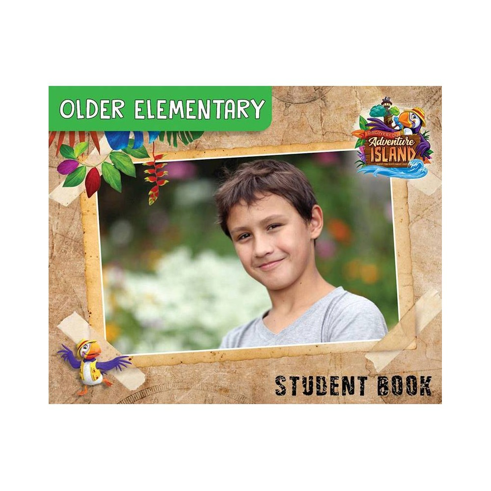 Vacation Bible School Vbs 2021 Discovery On Adventure Island Older Elementary Student Book Grades 3 6 Pkg Of 6 Paperback