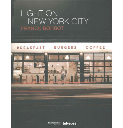 Light on New York City (Hardcover) - image 1 of 1