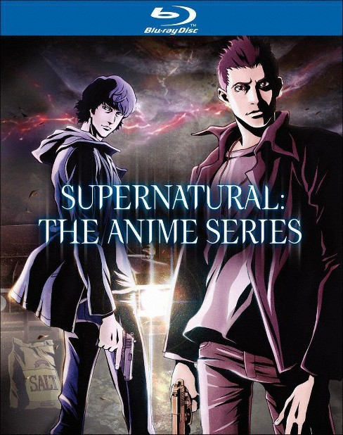 Supernatural: The Anime Series [2 Discs] [Blu-ray] - image 1 of 1