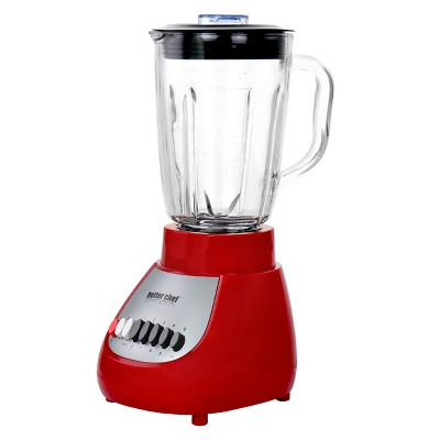 Better Chef 10 Speed 350 Watt Glass Jar Blender