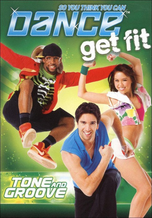 So you think you can dance get fit:To (DVD) - image 1 of 1