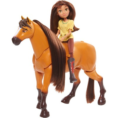 Spirit Riding Free Deluxe Walking Spirit with Lucky