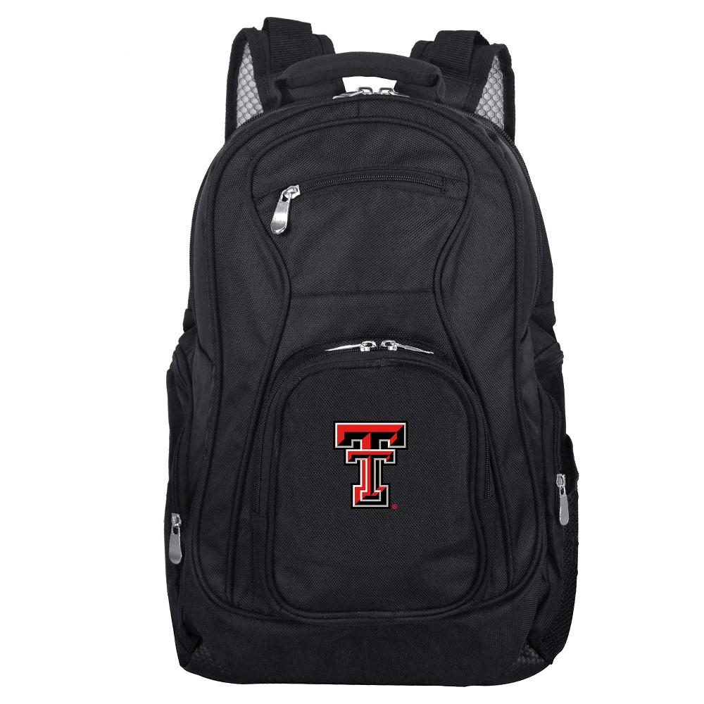NCAA Texas Tech Red Raiders Premium Laptop Backpack
