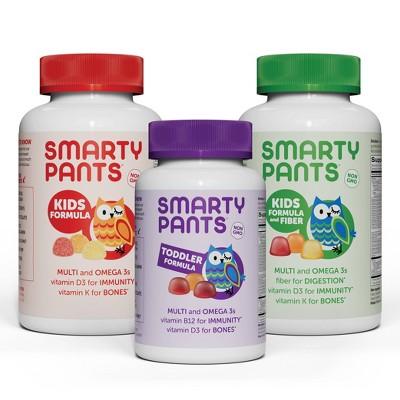 SmartyPantsKids Multivitamin Collection