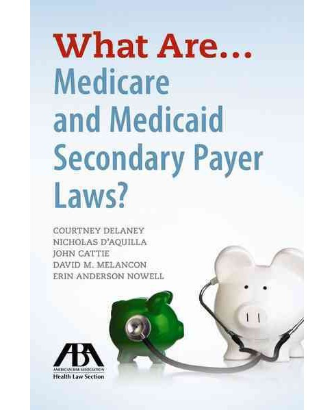 What Are... Medicare and Medicaid Secondary Payer Laws? (Paperback) (Courtney Delaney & Nicholas - image 1 of 1