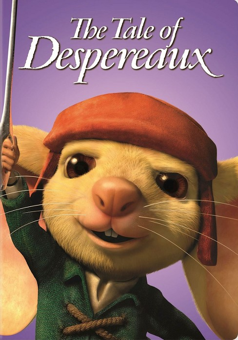 The Tale of Despereaux (dvd_video) - image 1 of 1