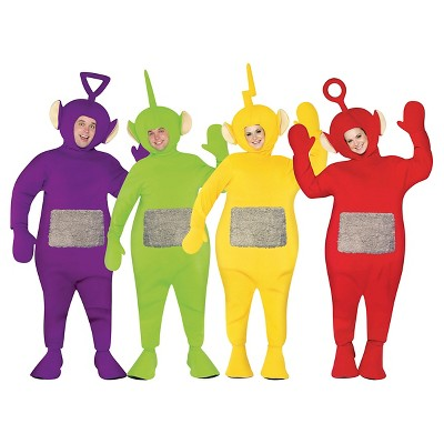teletubbies costume collection