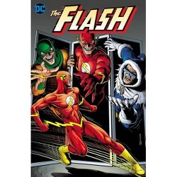 The Flash by Geoff Johns Omnibus Vol. 1 - (Hardcover)