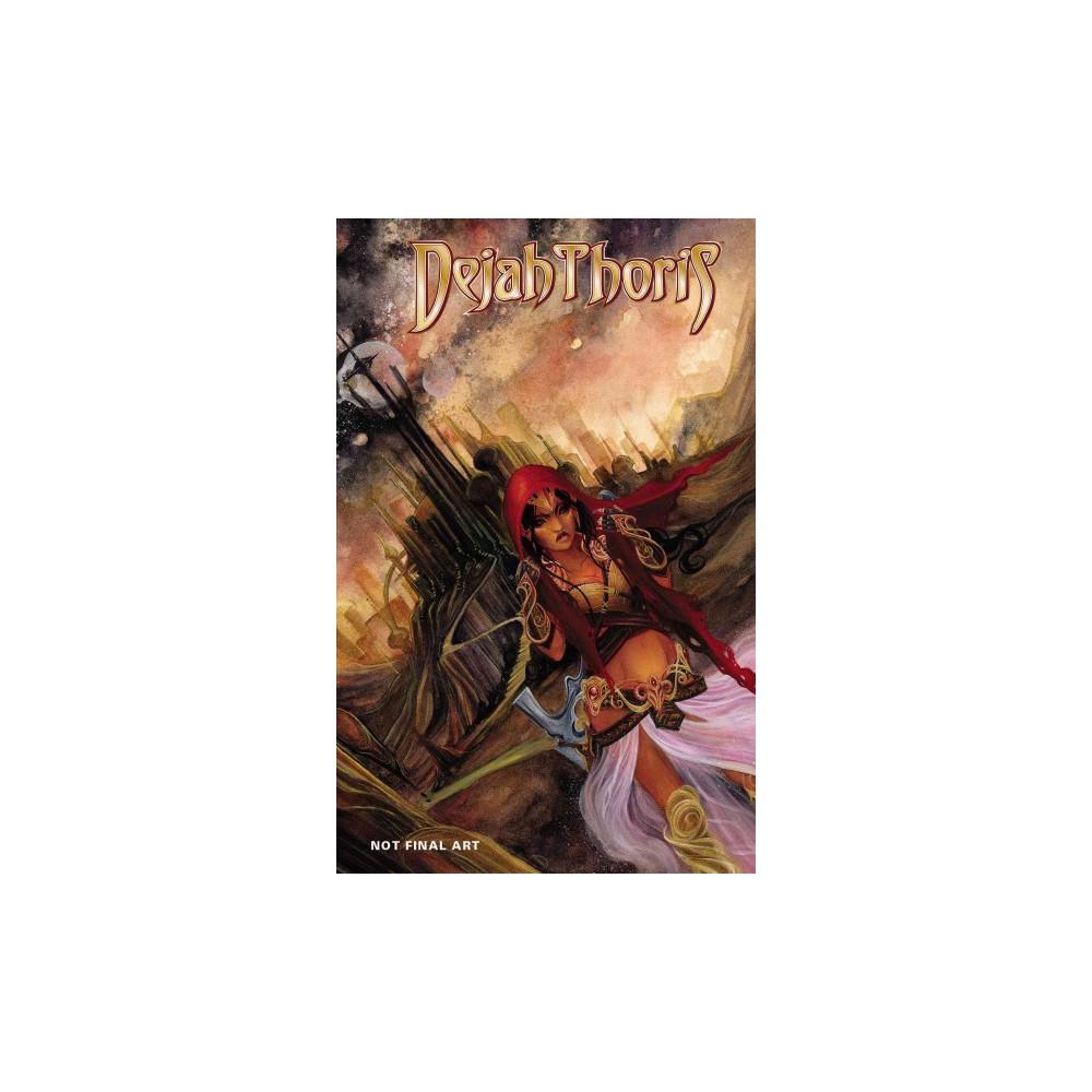 Dejah Thoris : Soldier of Memory (Paperback) (Frank J. Barbiere)