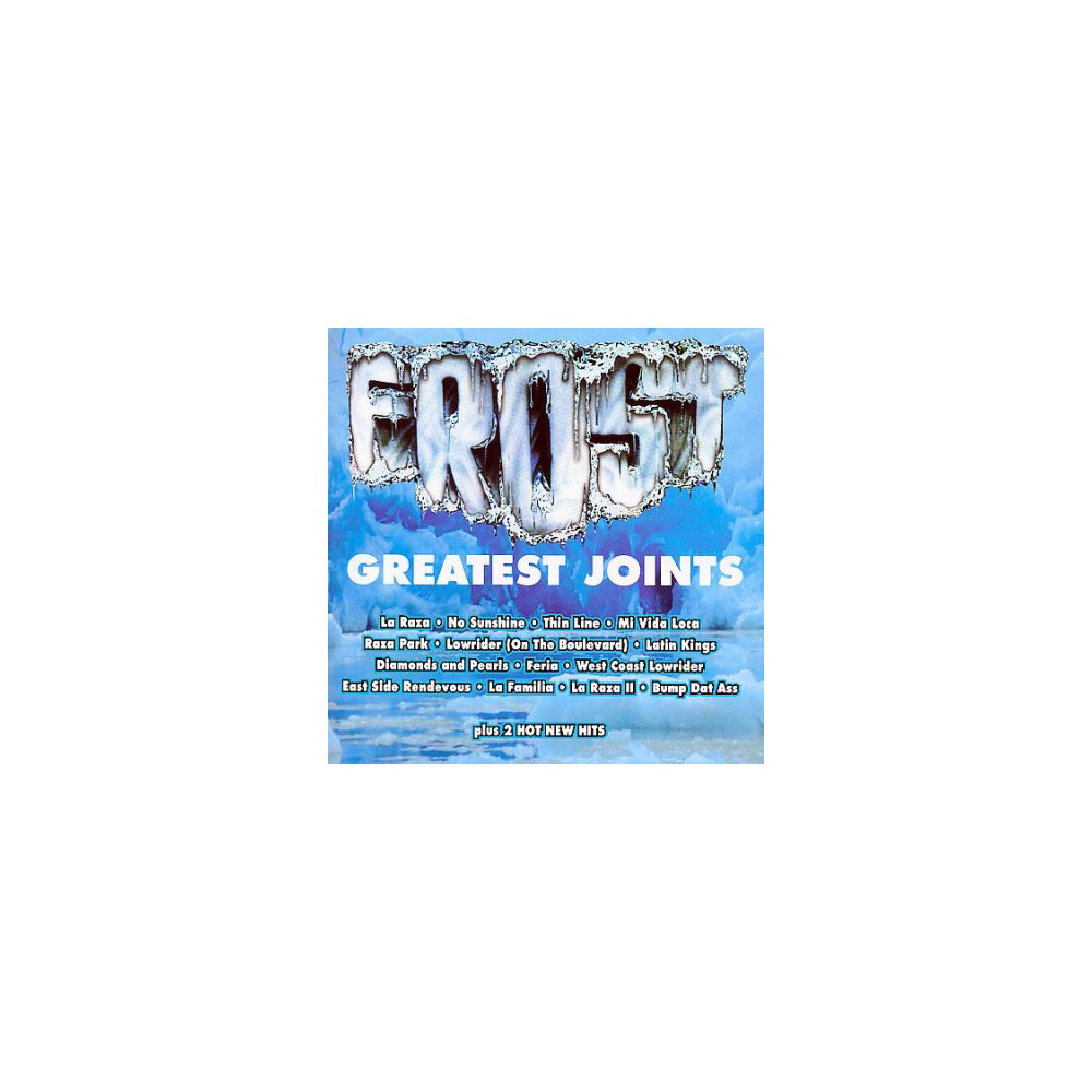 Frost - Greatest Joints (CD)