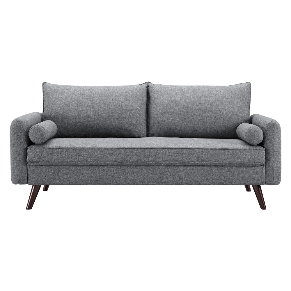 Image of Carson Sofa Gray - Lifestyle Solutions