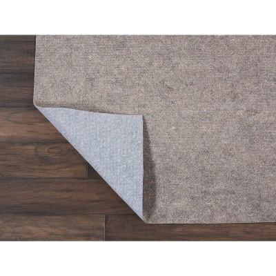 Nourison Rug-Loc Dual Sided Grey Rug Pad