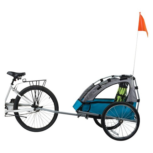 Bell Sports Smooth Sailer Child Trailer - image 1 of 7