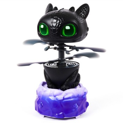 Interactive Flying Toothless