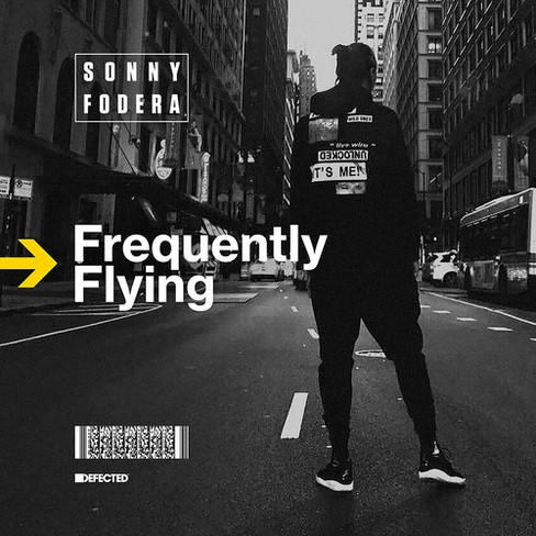 Sonny Fodera - Frequently Flying (CD) - image 1 of 1