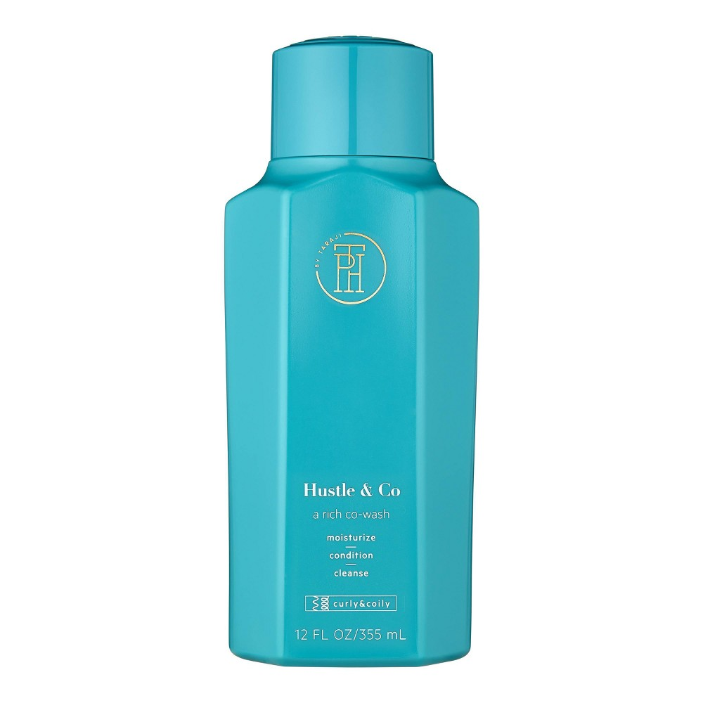 Image of TPH by TARAJI Hustle & Co Co-Wash - 12 fl oz