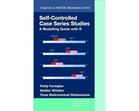 Self-controlled Case Series Studies : A Modelling Guide With R (Hardcover) (Paddy Farrington & Heather - image 1 of 1