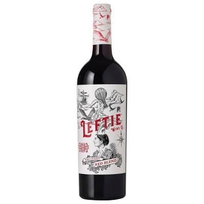 Leftie Red Blend Wine - 750ml Bottle
