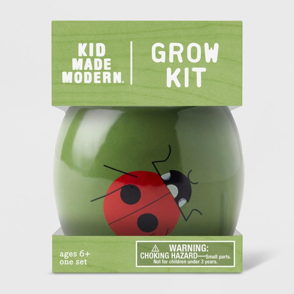 Image of Lady Bug Indoor/Outdoor Mini Grow Kit - Kid Made Modern