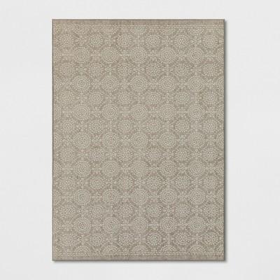 Circle Pattern Tufted Rug - Threshold™