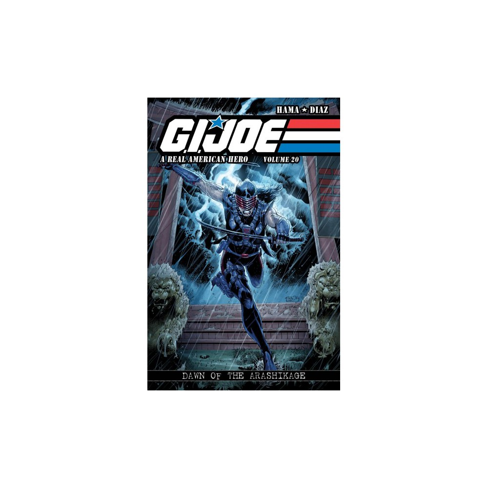 G.I. Joe - A Real American Hero 20 : Dawn of the Arashikage - by Larry Hama (Paperback)