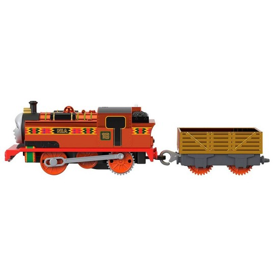Fisher-Price Thomas & Friends Celebration Nia & Storybook image number null
