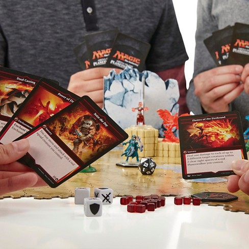 Magic The Gathering Arena of the Planeswalkers Board Game