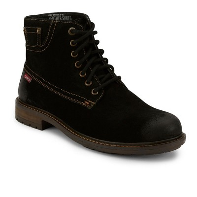 Levi's Mens Sheffield Suede Leather Fashion Casual Boot