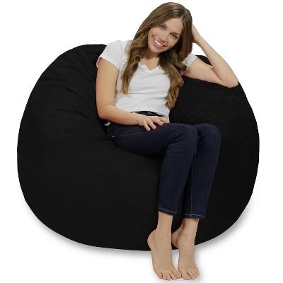 Charmant Relax Sack 4 Ft Foam Bag Chair : Target