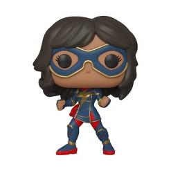 Funko POP! Marvel: Avengers Game - Kamala Khan (Stark Stealth Suit)