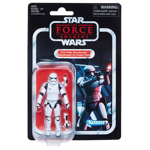 Star Wars The Vintage Collection First Order Stormtrooper 3.75